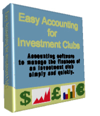investment club accounting software